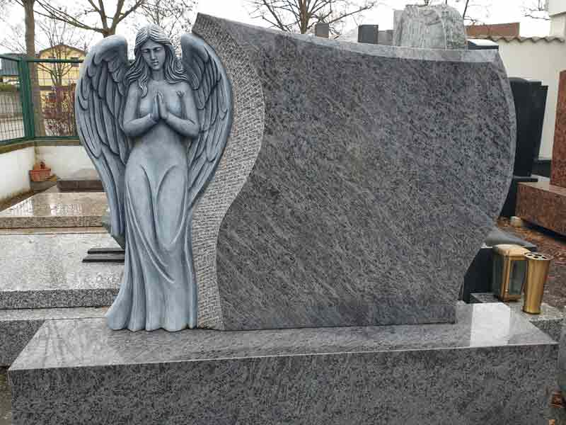 Familiengrabstein - Eduard Manhart